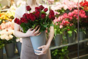 お花屋さんにとって、少し困ったご注文