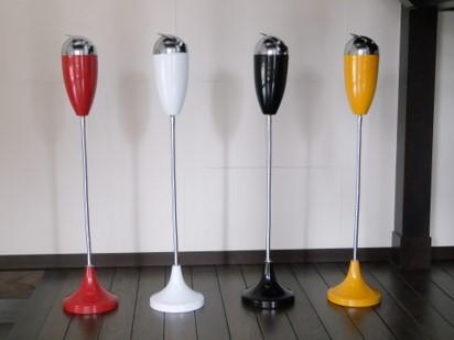 4色の花器