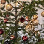 IKEAの本物のもみの木でクリスマスツリー。飾り方やオーナメントを紹介。